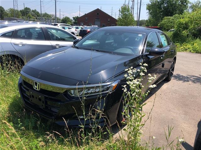 2019 Honda Accord Sport 1.5T (Stk: N5231) in Niagara Falls - Image 2 of 5
