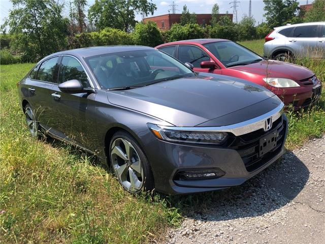 2019 Honda Accord Touring 1.5T (Stk: N5236) in Niagara Falls - Image 4 of 5