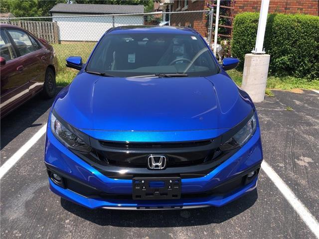 2019 Honda Civic Sport (Stk: N5242) in Niagara Falls - Image 2 of 4