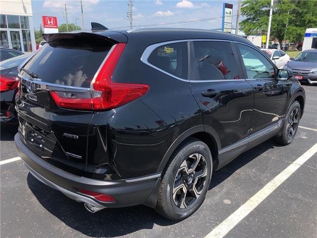 2019 Honda CR-V Touring (Stk: N5244) in Niagara Falls - Image 4 of 5