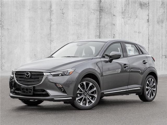 2019 Mazda CX-3 GT (Stk: 430814) in Victoria - Image 1 of 11