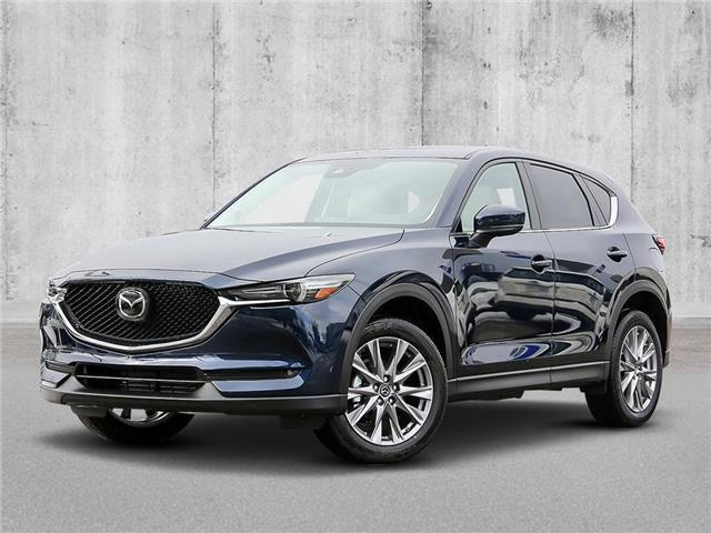 2019 Mazda CX-5 GT w/Turbo (Stk: 589157) in Victoria - Image 1 of 10