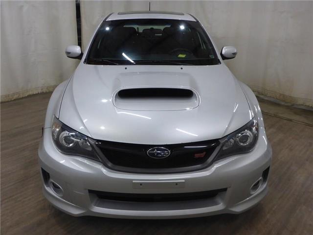 2011 Subaru Impreza WRX STi Sport Tech (Stk: 19051376) in Calgary - Image 1 of 26