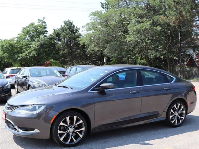 2016 Chrysler 200 C| Remote Start| Pano Roof| Loaded! (Stk: 5381A) in Stoney Creek - Image 2 of 21