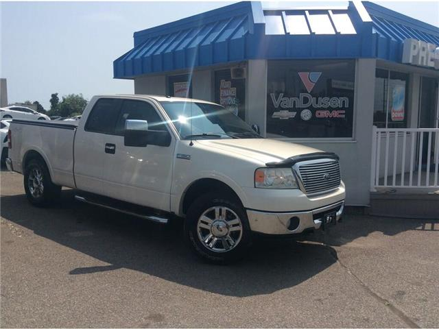 2008 Ford F-150 Lariat (Stk: B7383A) in Ajax - Image 1 of 23
