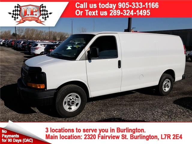 2013 GMC Savana 3500 Standard (Stk: 44618) in Burlington - Image 1 of 20
