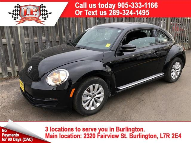 2014 Volkswagen Beetle Comfortline (Stk: 46331) in Burlington - Image 1 of 22