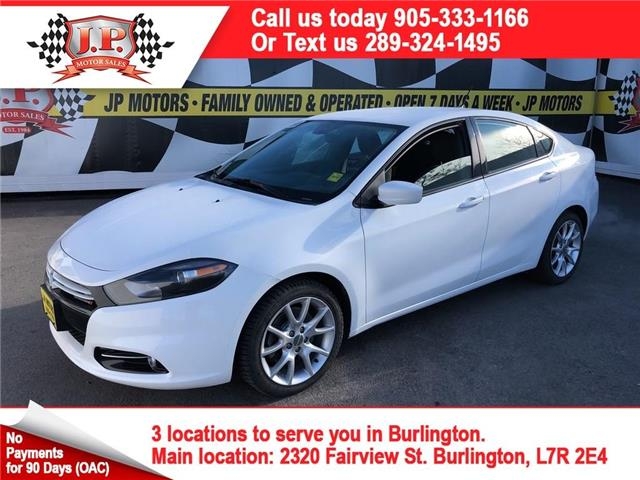2013 Dodge Dart SXT/Rallye (Stk: 46382) in Burlington - Image 1 of 22