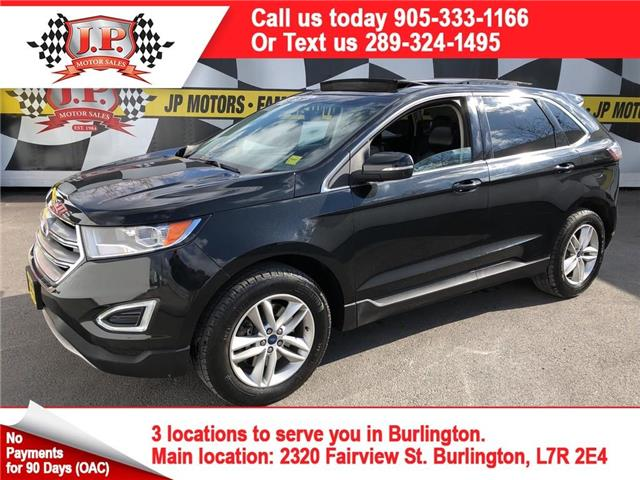 2015 Ford Edge SEL (Stk: 46479) in Burlington - Image 1 of 26