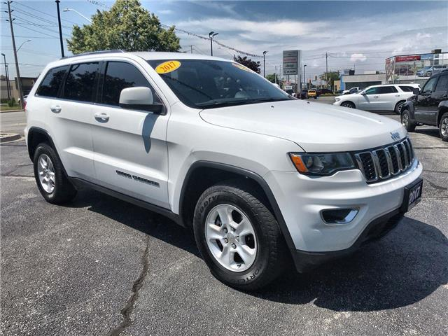 2017 Jeep Grand Cherokee Laredo (Stk: 191239A) in Windsor - Image 1 of 12