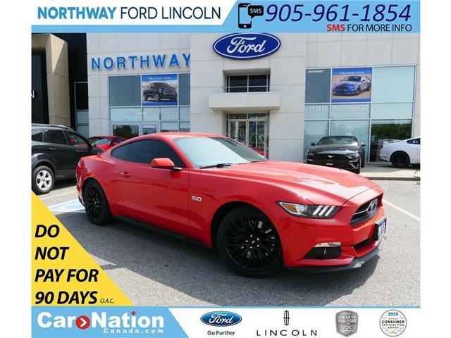 2015 Ford Mustang GT Premium | V8 | NAV | HTD LEATHER | 50TH PKG | (Stk: MU93129C) in Brantford - Image 1 of 40