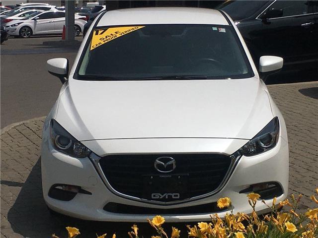 2017 Mazda Mazda3 GX (Stk: 28617A) in East York - Image 3 of 29