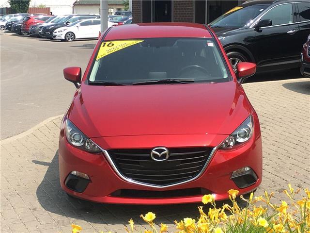 2016 Mazda Mazda3 GS (Stk: H5067) in Toronto - Image 3 of 28