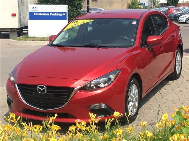 2016 Mazda Mazda3 GS (Stk: H5067) in Toronto - Image 4 of 28