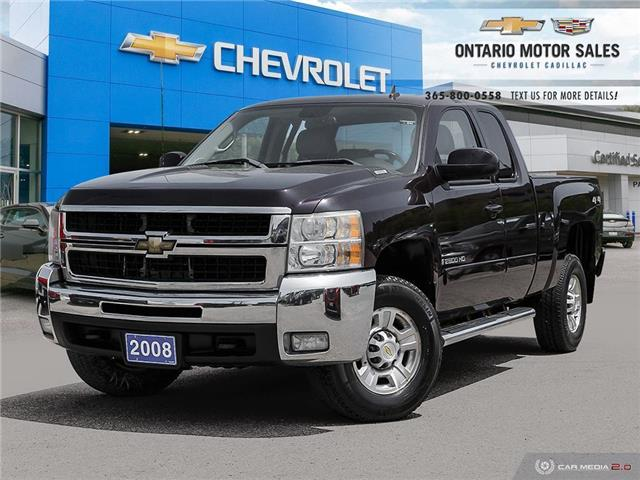 2008 Chevrolet Silverado 2500HD LTZ (Stk: 268417A) in Oshawa - Image 1 of 36