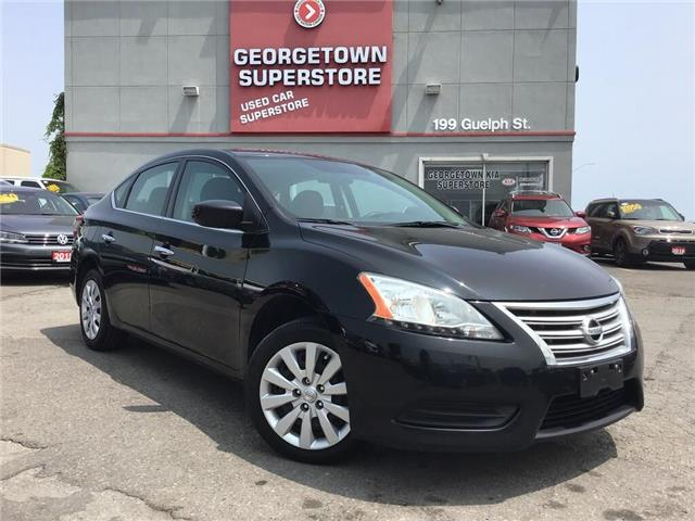 2015 Nissan Sentra 1.8 S | BLUTOOTH | POWER GROUP | 128K | AUTO | A/C (Stk: P12247A) in Georgetown - Image 2 of 23