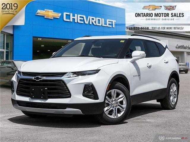 2019 Chevrolet Blazer 3.6 (Stk: T9657679) in Oshawa - Image 1 of 19