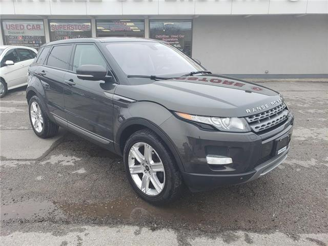 2013 Land Rover Range Rover Evoque PURE PLUS | LEATHER | PANO ROOF | HTD SEATS | NAVI (Stk: P12063) in Oakville - Image 2 of 25