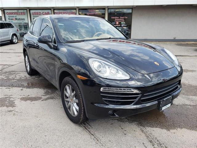 2014 Porsche Cayenne DIESEL | PANO ROOF | NAVIGATION | BLUETOOTH (Stk: P12035) in Oakville - Image 2 of 22