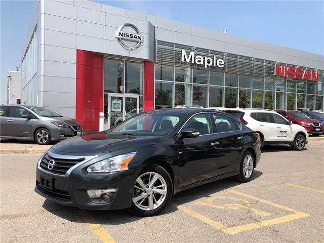 2014 Nissan Altima 2.5 SL-Leather,Navi,Roof,Alloys! (Stk: UM1619) in Maple - Image 1 of 24
