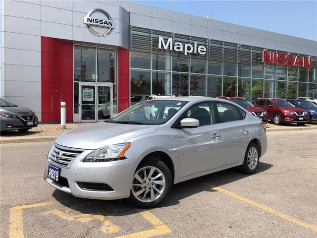 2015 Nissan Sentra SV (Stk: LM373) in Maple - Image 1 of 20