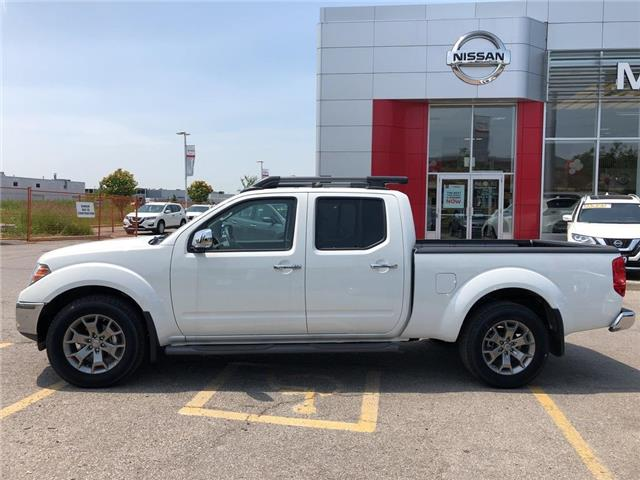 2018 Nissan Frontier Crew Cab SL 4x4 at (Stk: M18T011) in Maple - Image 2 of 24