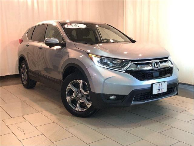 2018 Honda CR-V EX (Stk: 38796) in Toronto - Image 1 of 30