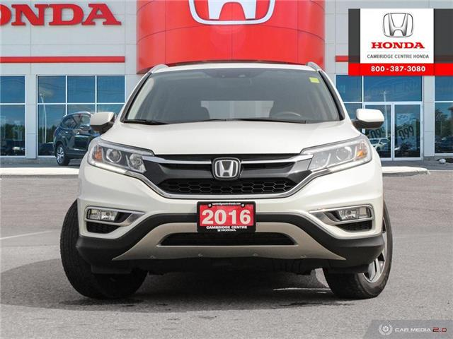 2016 Honda CR-V Touring (Stk: 19895A) in Cambridge - Image 2 of 27
