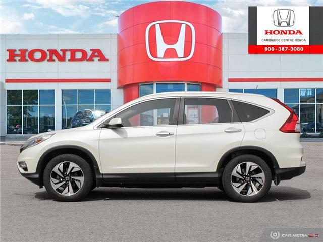 2016 Honda CR-V Touring (Stk: 19895A) in Cambridge - Image 3 of 27