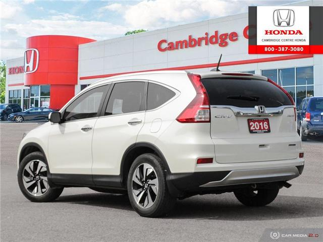 2016 Honda CR-V Touring (Stk: 19895A) in Cambridge - Image 4 of 27