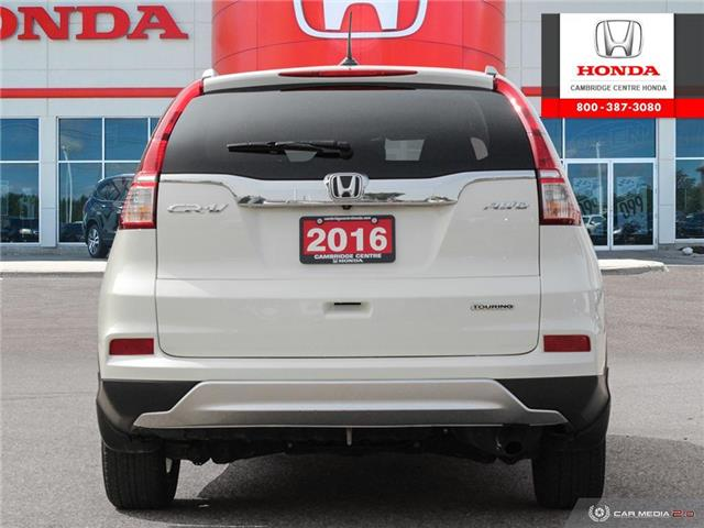 2016 Honda CR-V Touring (Stk: 19895A) in Cambridge - Image 5 of 27