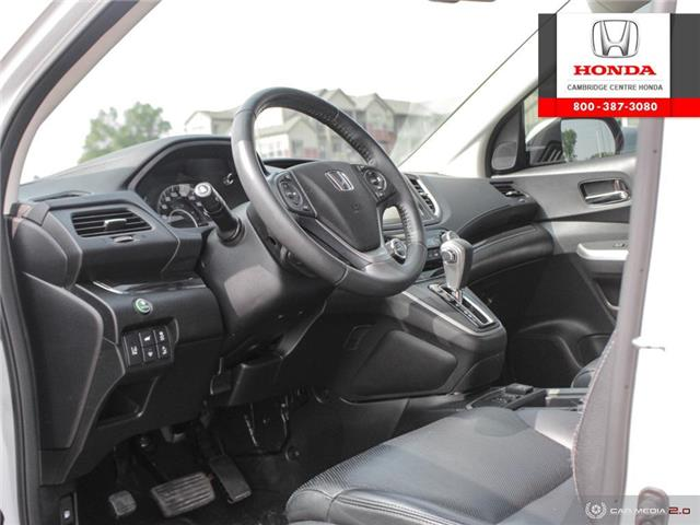 2016 Honda CR-V Touring (Stk: 19895A) in Cambridge - Image 13 of 27