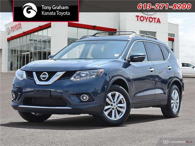 2015 Nissan Rogue  (Stk: K4305A) in Ottawa - Image 1 of 28