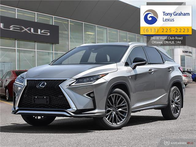 2019 Lexus RX 350 Base (Stk: P8304) in Ottawa - Image 1 of 29
