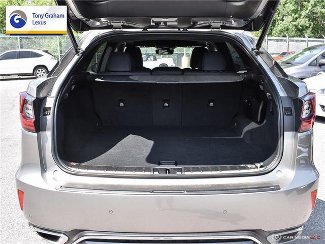 2019 Lexus RX 350 Base (Stk: P8304) in Ottawa - Image 11 of 29