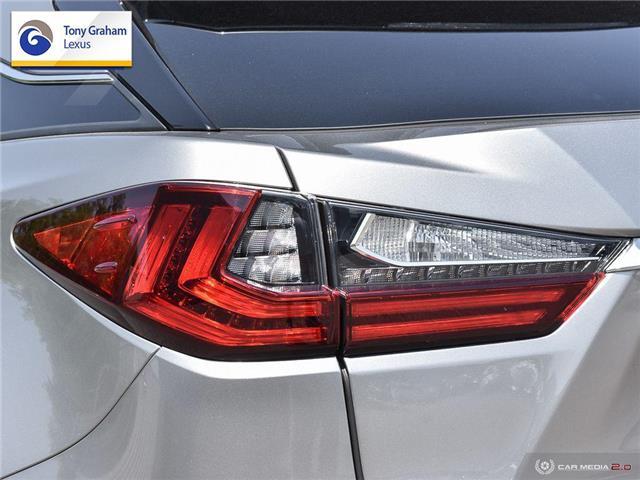 2019 Lexus RX 350 Base (Stk: P8304) in Ottawa - Image 12 of 29