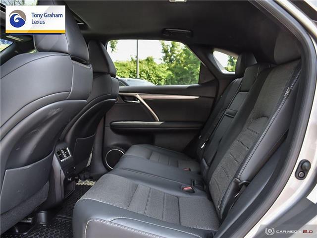 2019 Lexus RX 350 Base (Stk: P8304) in Ottawa - Image 25 of 29