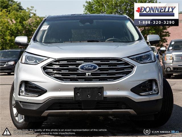 2019 Ford Edge Titanium (Stk: PLDU6196) in Ottawa - Image 2 of 30