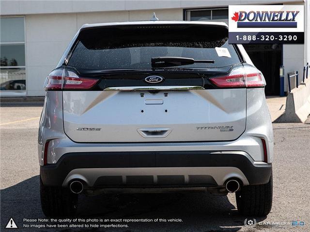 2019 Ford Edge Titanium (Stk: PLDU6196) in Ottawa - Image 5 of 30