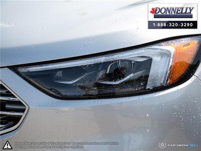 2019 Ford Edge Titanium (Stk: PLDU6196) in Ottawa - Image 10 of 30