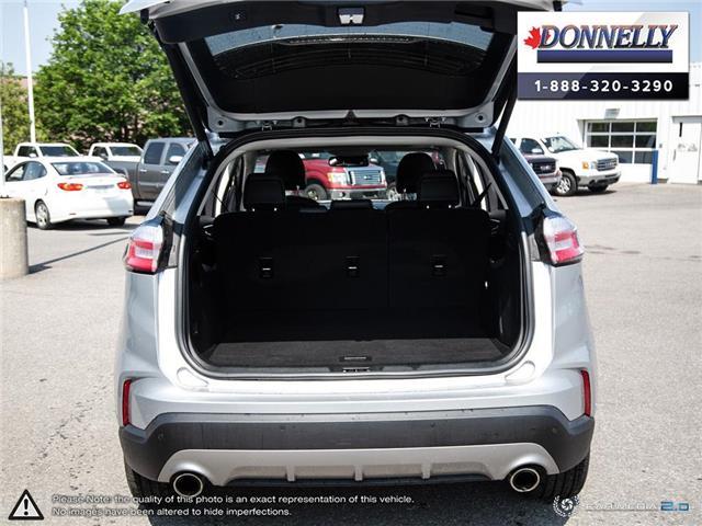 2019 Ford Edge Titanium (Stk: PLDU6196) in Ottawa - Image 11 of 30