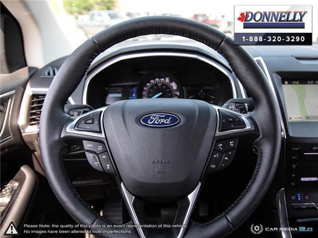 2019 Ford Edge Titanium (Stk: PLDU6196) in Ottawa - Image 14 of 30