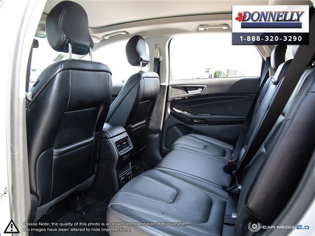2019 Ford Edge Titanium (Stk: PLDU6196) in Ottawa - Image 24 of 30