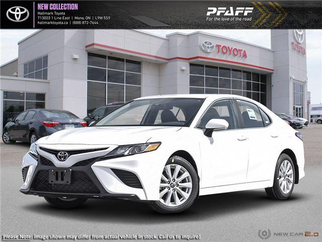 2019 Toyota Camry 4-Door Sedan SE 8A (Stk: H19572) in Orangeville - Image 1 of 25
