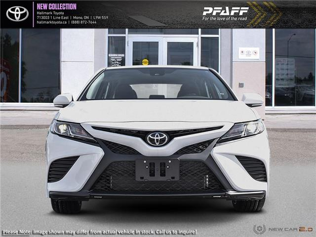 2019 Toyota Camry 4-Door Sedan SE 8A (Stk: H19572) in Orangeville - Image 2 of 25