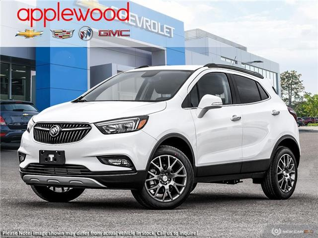 2019 Buick Encore Sport Touring (Stk: B9E036) in Mississauga - Image 1 of 24