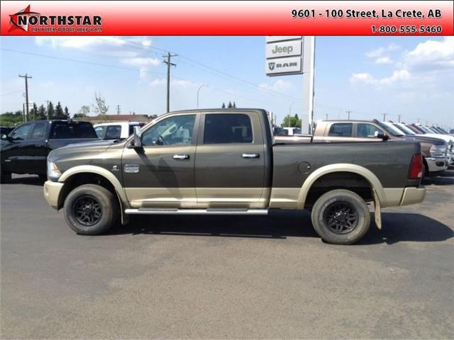2012 RAM 3500 Laramie Longhorn/Limited Edition (Stk: RT044A) in  - Image 1 of 8