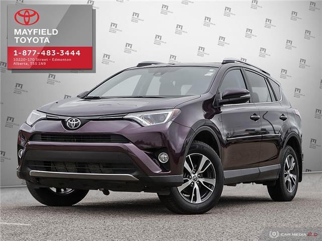 2017 Toyota RAV4 XLE (Stk: 1901730A) in Edmonton - Image 1 of 20