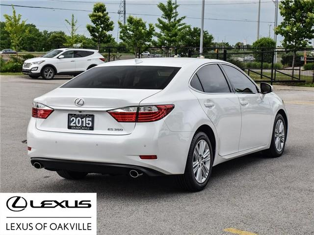 2015 Lexus ES 350 Base (Stk: UC7720) in Oakville - Image 6 of 23