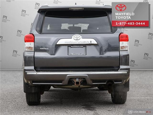 2011 Toyota 4Runner SR5 V6 2011 TOYOTA 4 RUNNER LIMITED at